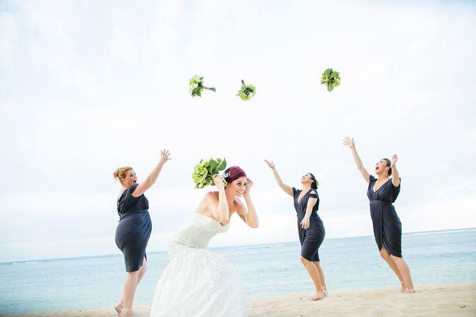 Kim & Robert Wedding 01 May 2016 by The Westin Resort Nusa Dua, Bali - 012
