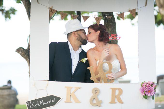Kim & Robert Wedding 01 May 2016 by The Westin Resort Nusa Dua, Bali - 001