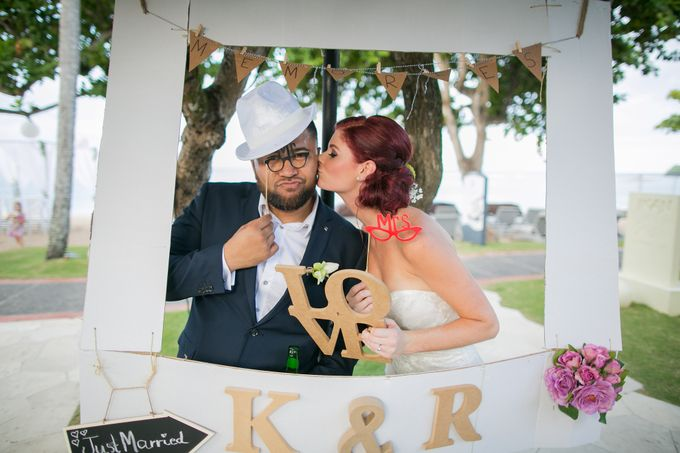 Kim & Robert Wedding 01 May 2016 by The Westin Resort Nusa Dua, Bali - 002