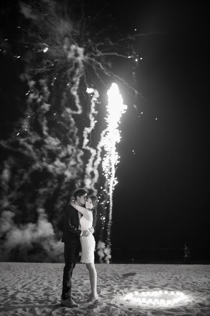 Hazel & Eric Wedding at The Westin Bali by The Westin Resort Nusa Dua, Bali - 005