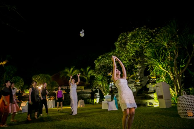 Hazel & Eric Wedding at The Westin Bali by The Westin Resort Nusa Dua, Bali - 007