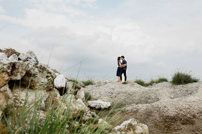 Bali PRE - WEDDING Photography - Ary & Dara by The Deluzion Visual Works - 002