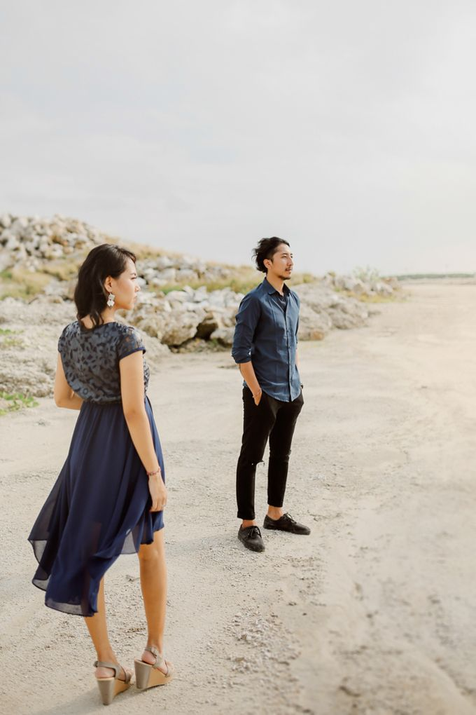 Bali PRE - WEDDING Photography - Ary & Dara by The Deluzion Visual Works - 003