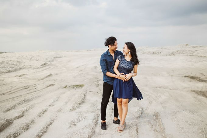 Bali PRE - WEDDING Photography - Ary & Dara by The Deluzion Visual Works - 004