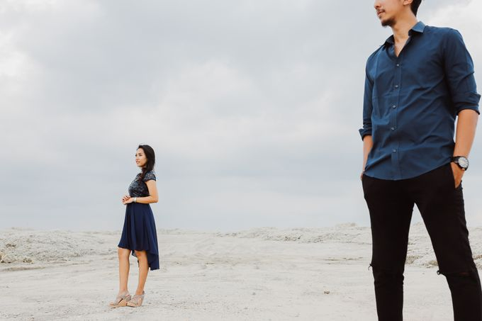 Bali PRE - WEDDING Photography - Ary & Dara by The Deluzion Visual Works - 007