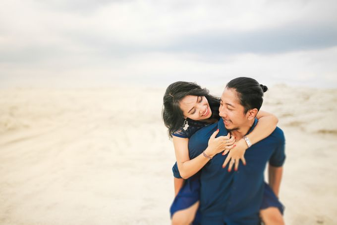 Bali PRE - WEDDING Photography - Ary & Dara by The Deluzion Visual Works - 008