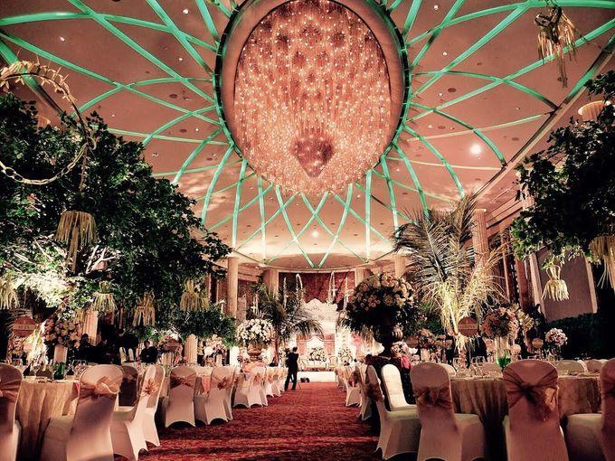 Wedding at Bali Room - Hotel Indonesia Kempinski Jakarta by Hotel Indonesia Kempinski Jakarta - 013