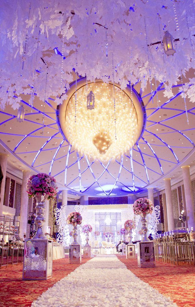 Wedding at Bali Room - Hotel Indonesia Kempinski Jakarta by Hotel Indonesia Kempinski Jakarta - 014