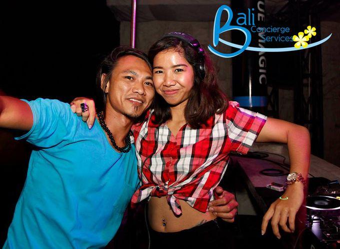 Female DJ Performance by Bali Concierge Services - 003