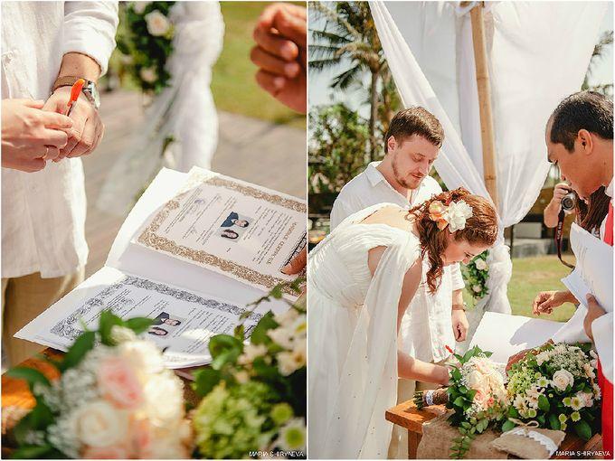 Rustic wedding by Bali Angels - 003
