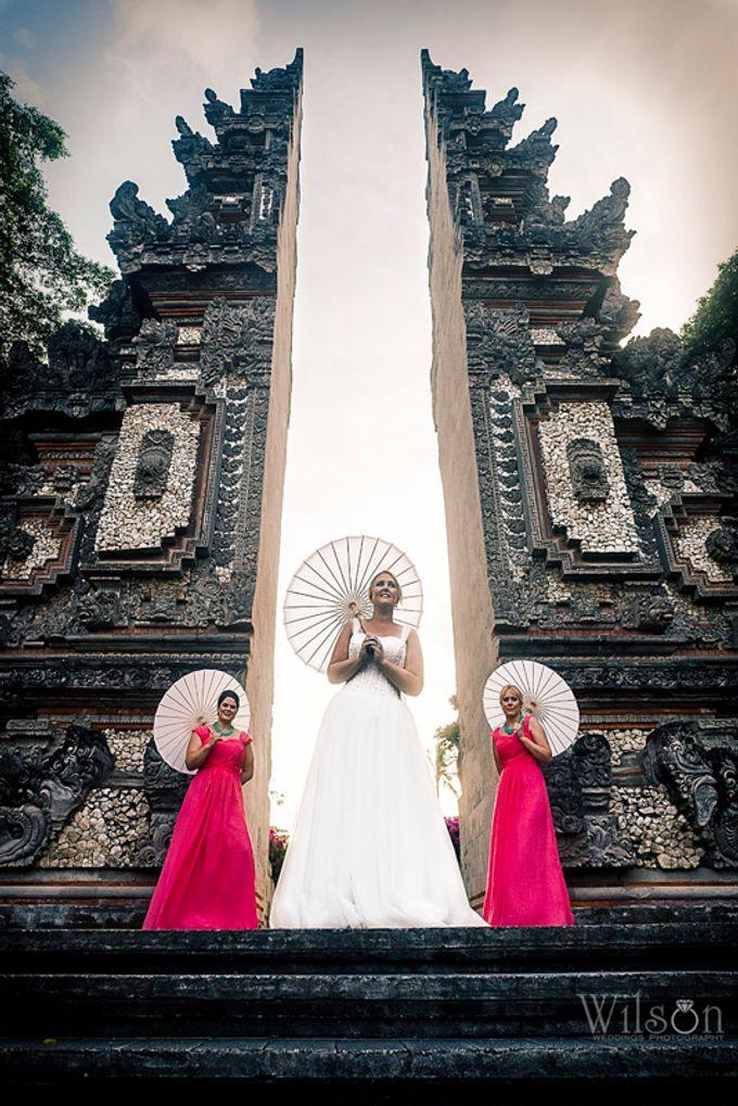 Bali Wedding by Wilson Weddings Photography - 001