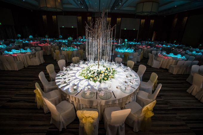 Lavish Grand Ballroom by Amara Sanctuary Resort Sentosa - 003