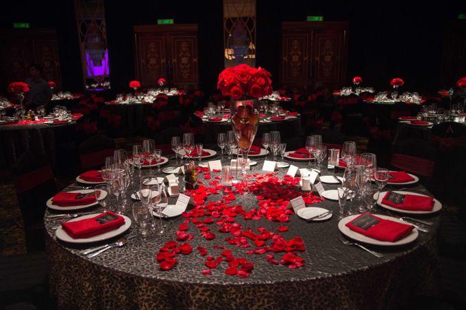 Indoor Wedding by Shangri-La's Tanjung Aru Resort & Spa - 002