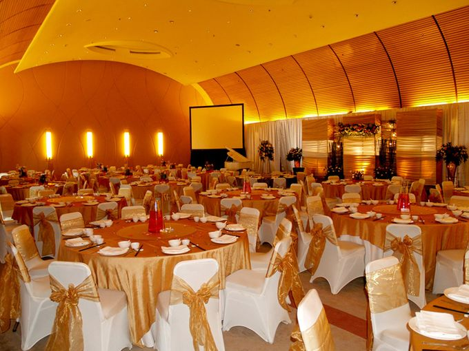 Wedding Experience at Alila Jakarta by Sparks Luxe Jakarta - 001