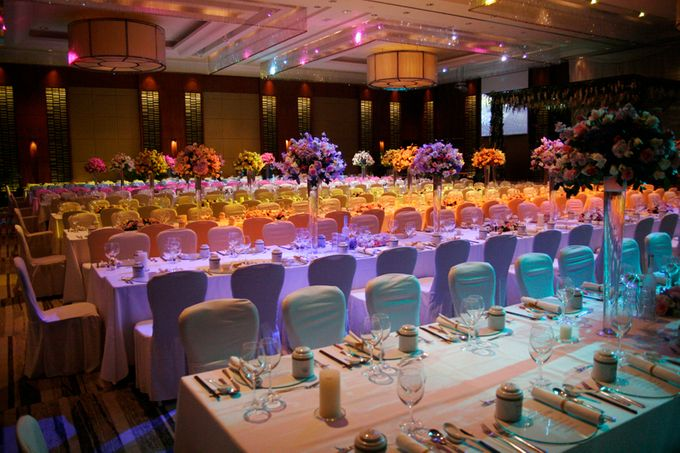 Lavish Grand Ballroom by Amara Sanctuary Resort Sentosa - 012