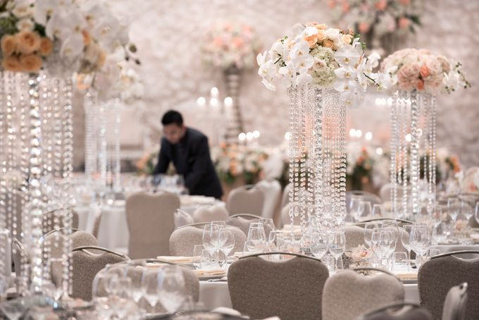 Wedding in Four Seasons by Four Seasons Hotel Jakarta - 003