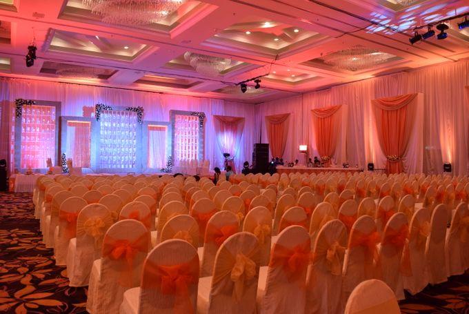 Indian Wedding - Ballroom by Shangri-La Rasa Ria Resort & Spa - 001