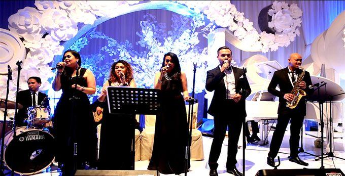 Wedding of Gaery & Felicia at  Mulia Hotel Jakarta by William Sam - 005