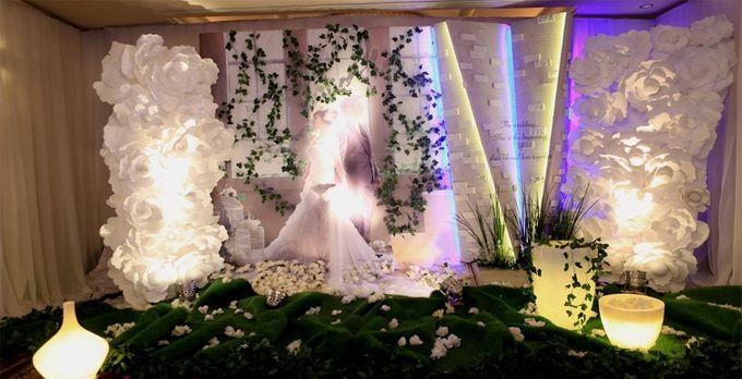 Wedding of Gaery & Felicia at  Mulia Hotel Jakarta by William Sam - 001