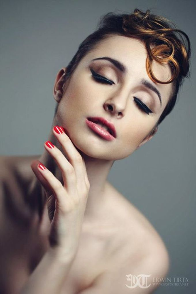 Photoshoot by tanmell makeup - 006