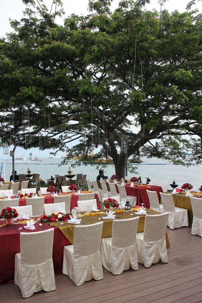 Wedding Venues By Shangri La S Rasa Sentosa Resort Spa Singapore