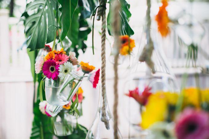 Wedding Theme by Shangri-La Hotel Singapore - 001