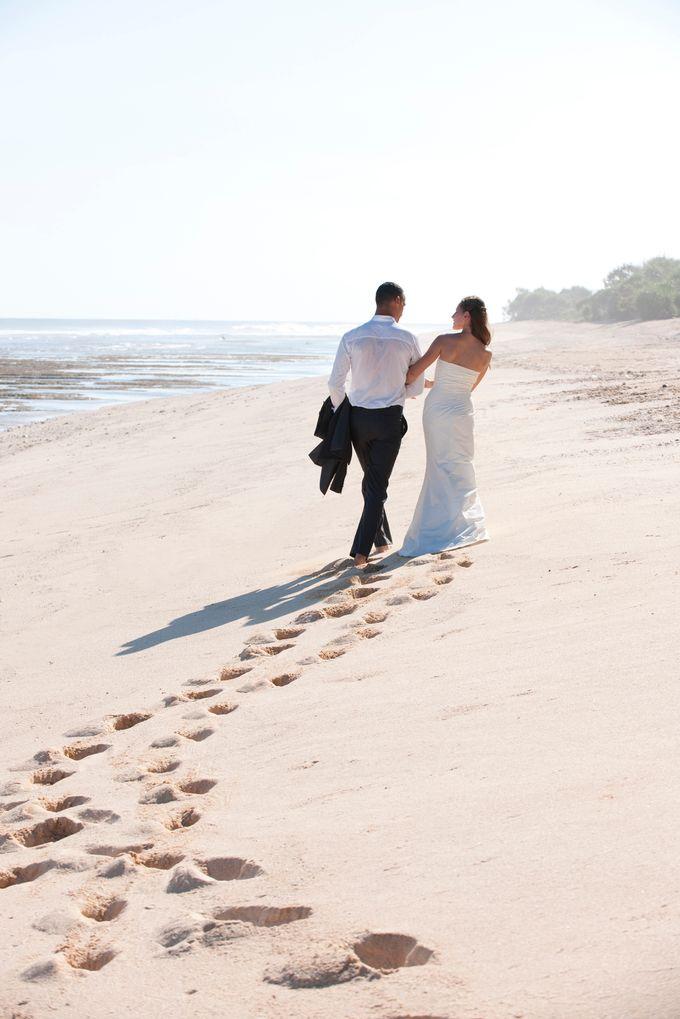 THE BVLGARI BEACH WEDDING by Bulgari Resort Bali - 005