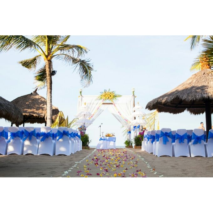 Wedding Ceremony Venue By Sol Beach House Benoa Bali