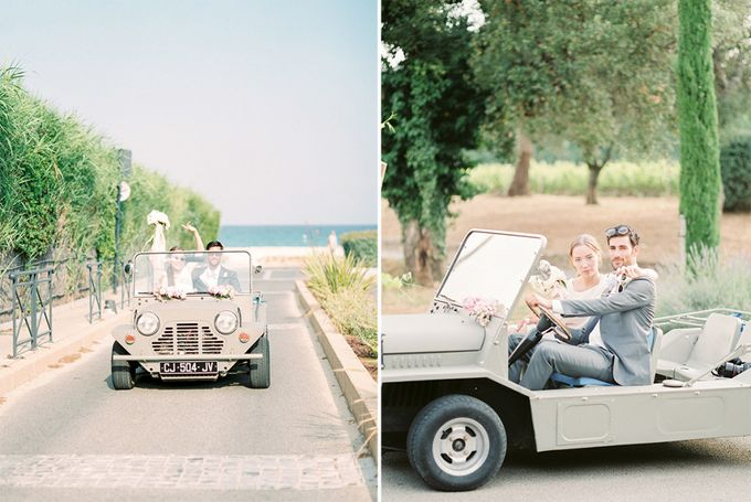 Elopement in St. Tropez by Beautiful Occasions - Exclusive Wedding and Eventplanning - 005