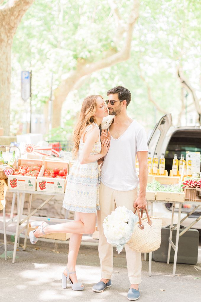 Elopement in St. Tropez by Beautiful Occasions - Exclusive Wedding and Eventplanning - 001