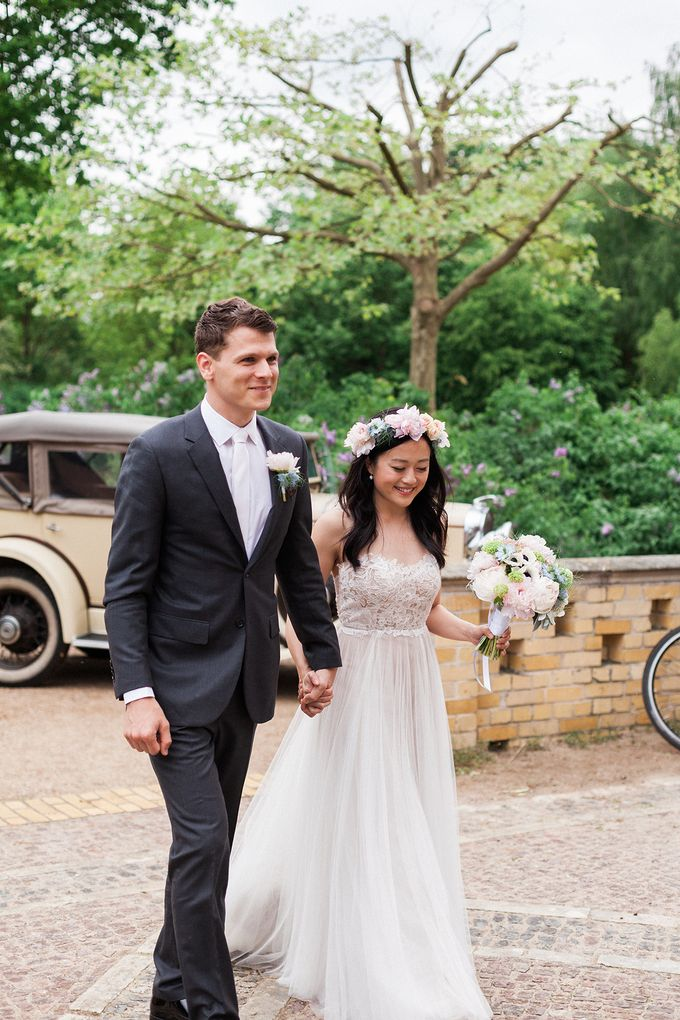Spring Wedding by Beautiful Occasions - Exclusive Wedding and Eventplanning - 010