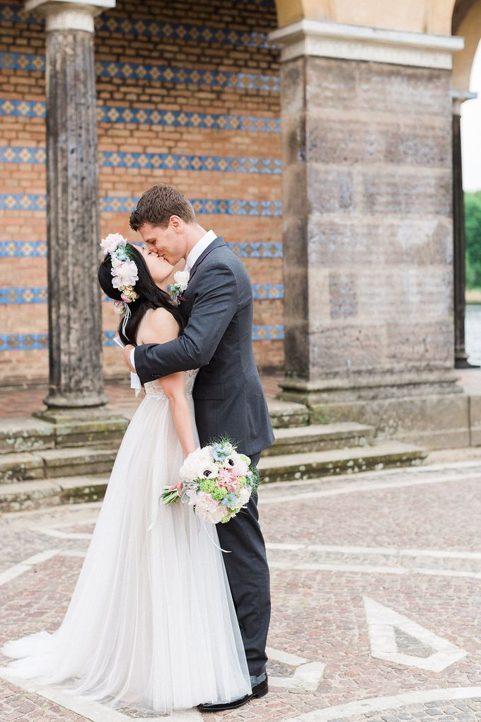 Spring Wedding by Beautiful Occasions - Exclusive Wedding and Eventplanning - 001