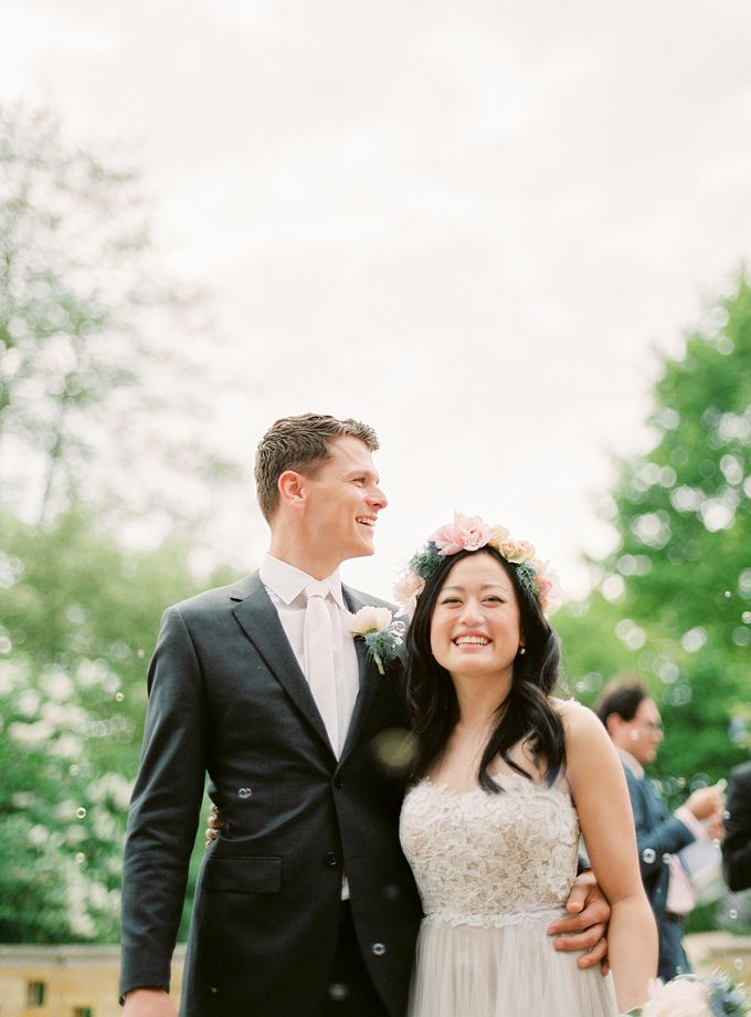 Spring Wedding by Beautiful Occasions - Exclusive Wedding and Eventplanning - 016