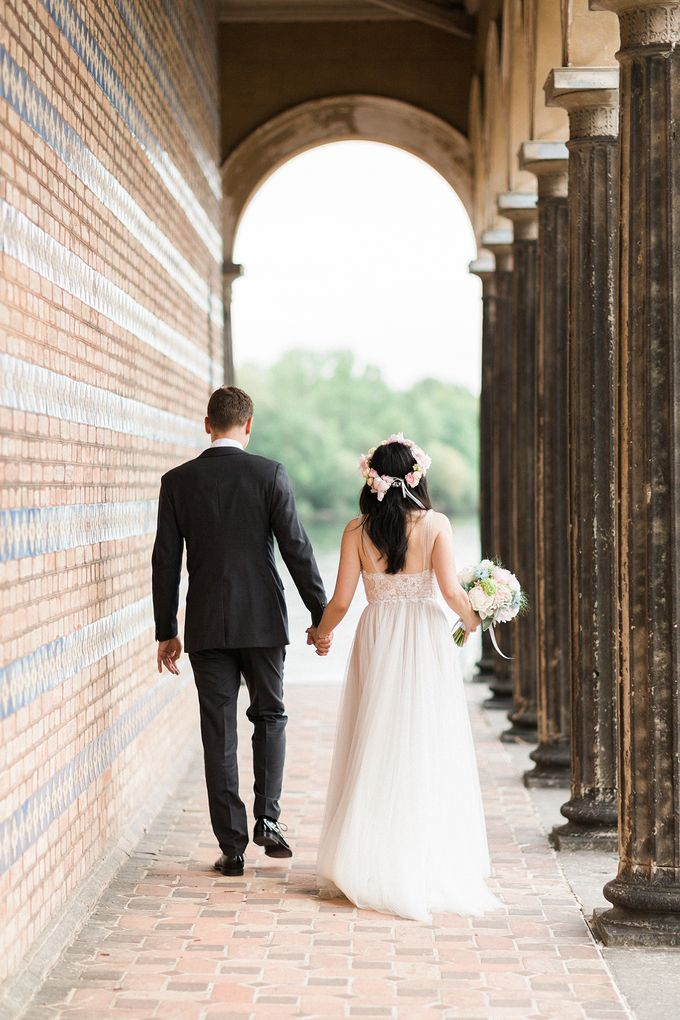 Spring Wedding by Beautiful Occasions - Exclusive Wedding and Eventplanning - 021
