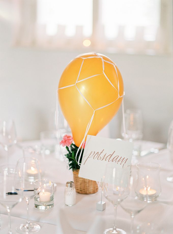 Spring Wedding by Beautiful Occasions - Exclusive Wedding and Eventplanning - 022