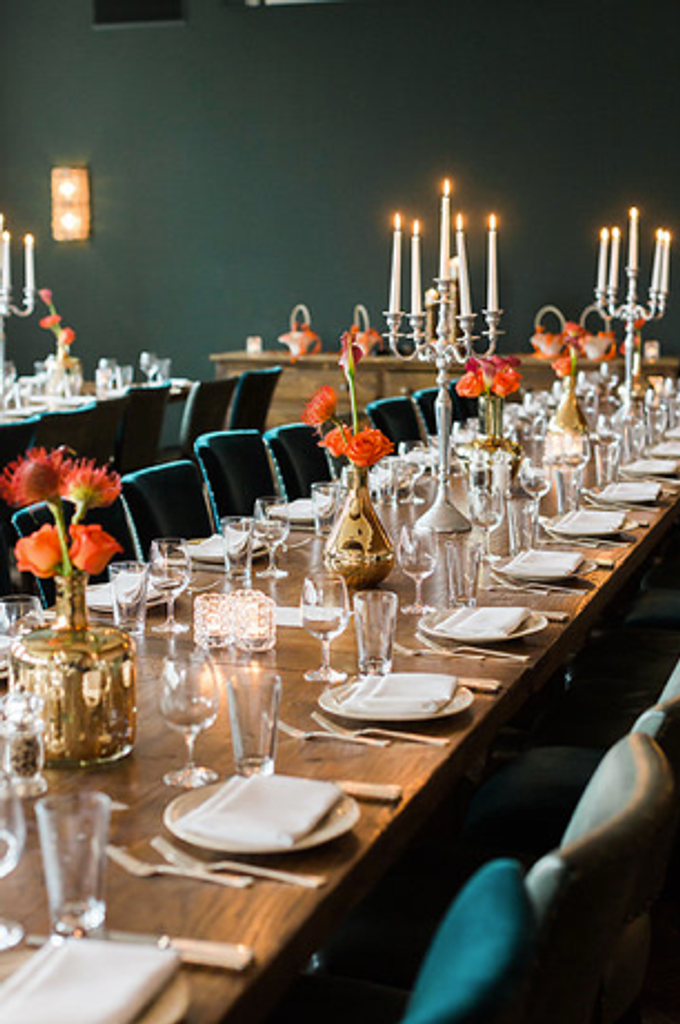 Urban-Chic british Wedding by Beautiful Occasions - Exclusive Wedding and Eventplanning - 007