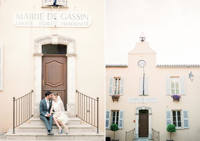 Elopement in St. Tropez by Beautiful Occasions - Exclusive Wedding and Eventplanning - 016