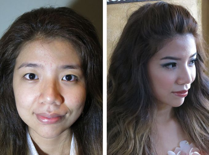 Before And After  Make Up by Lis Make Up - 012