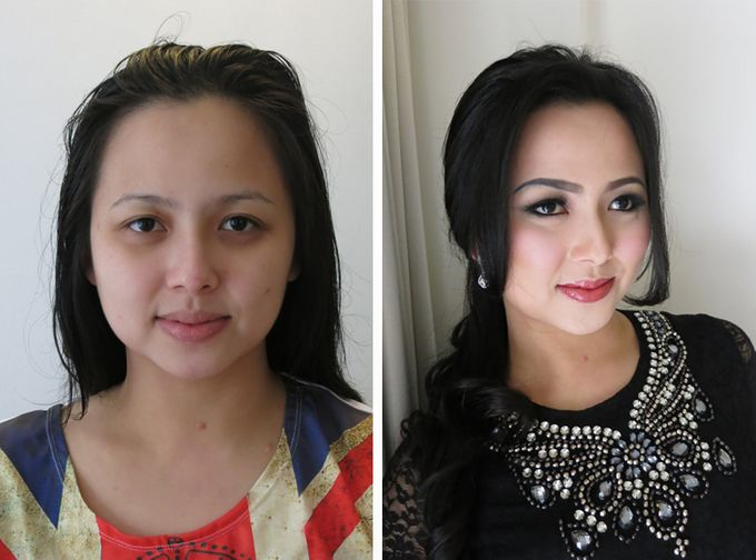 Before And After  Make Up by Lis Make Up - 015