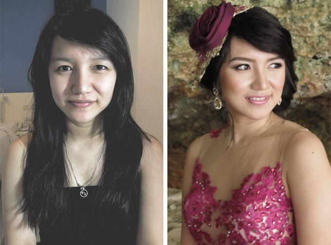 Before And After  Make Up by Lis Make Up - 008