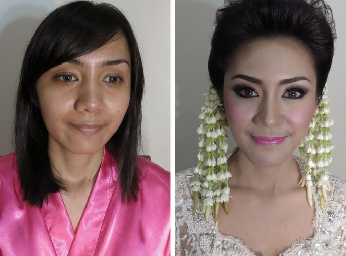 Before And After  Make Up by Lis Make Up - 010