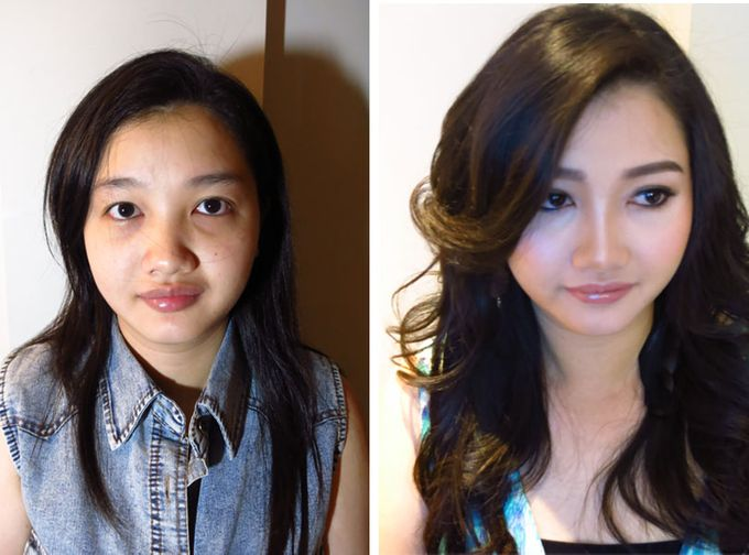 Before And After  Make Up by Lis Make Up - 013