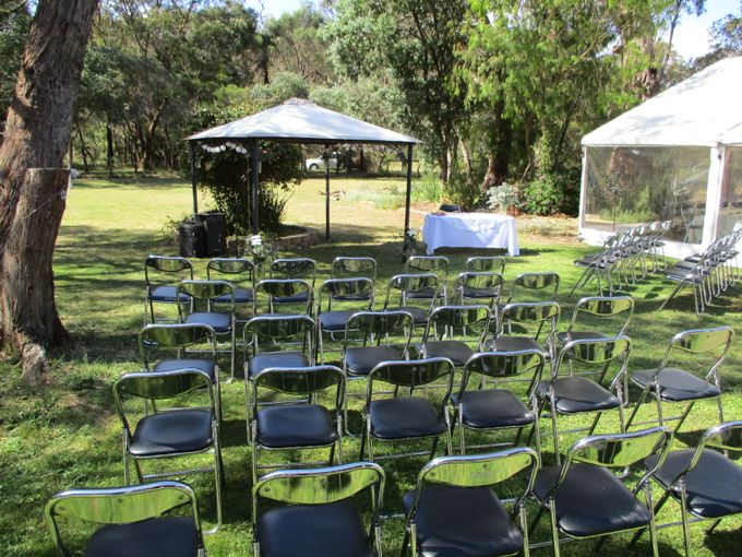 Spring Wedding in an Australlian Landscape by Aussie Marriages - Marriage Celebrant - 001