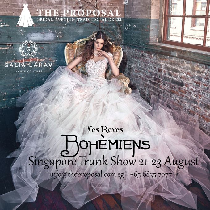 Les Reves Bohemiens Trunk Show 21-23 Aug by The Proposal - 003