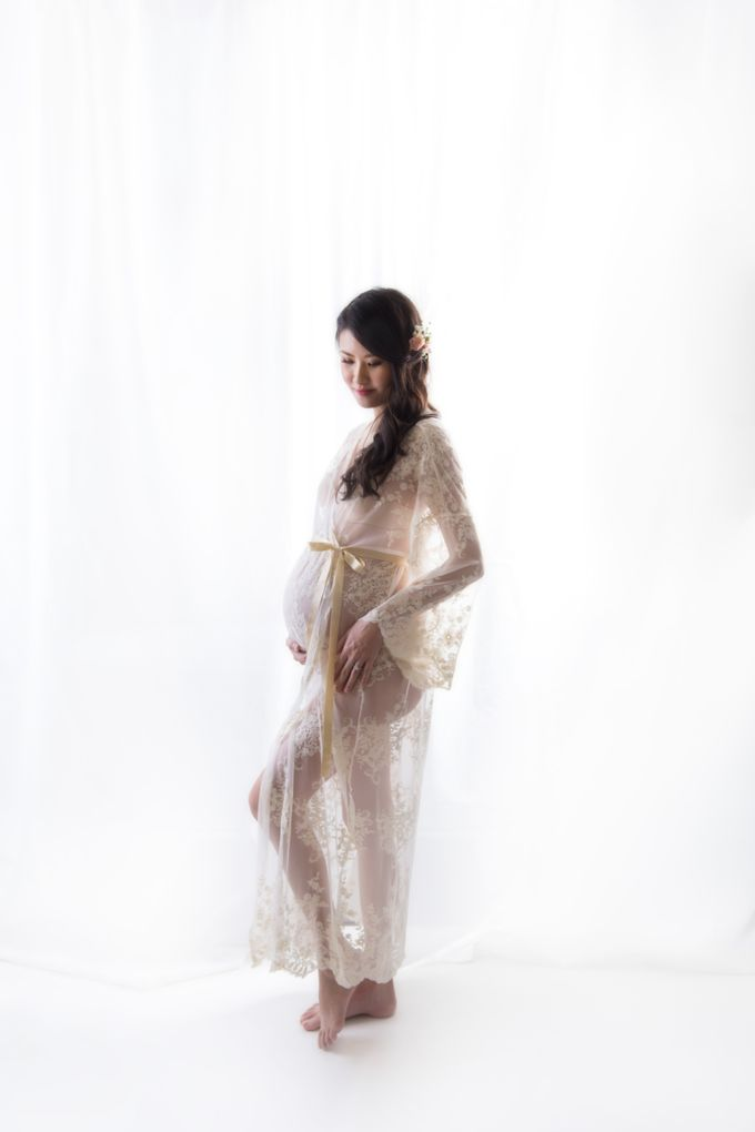 Maternity Boudoir by Bells & Birds - 003