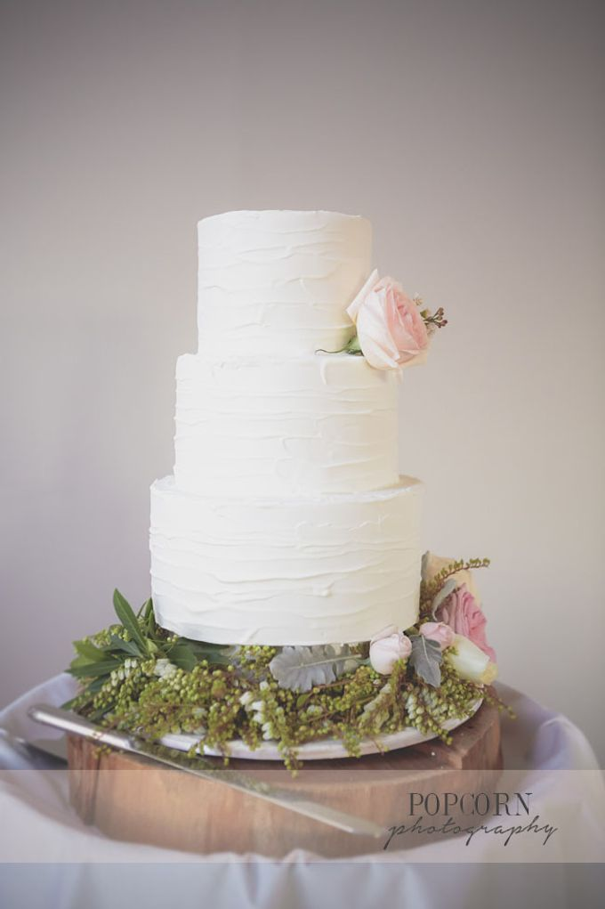 Wedding Cakes in the Hunter Valley by Project Cake - 004