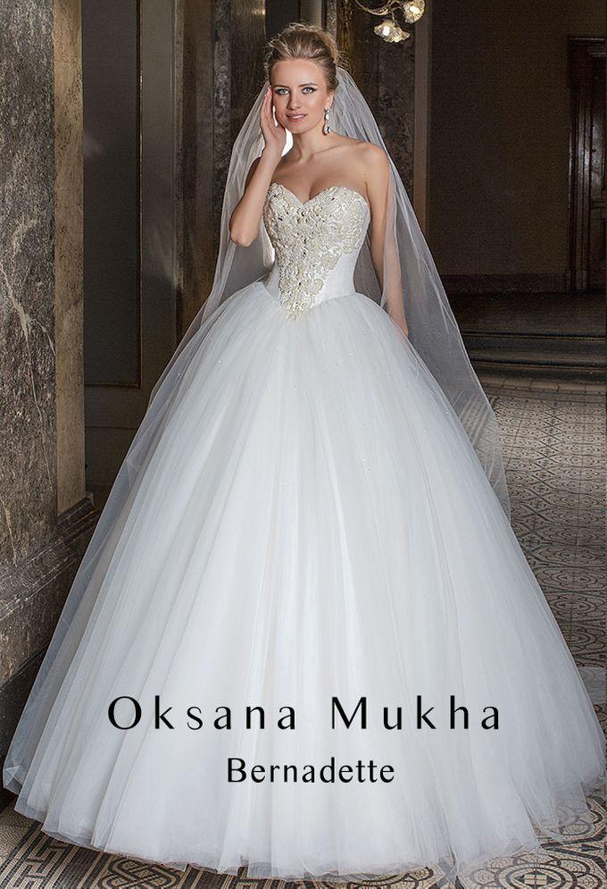 Wedding collection 2016 by OKSANA MUKHA - 008