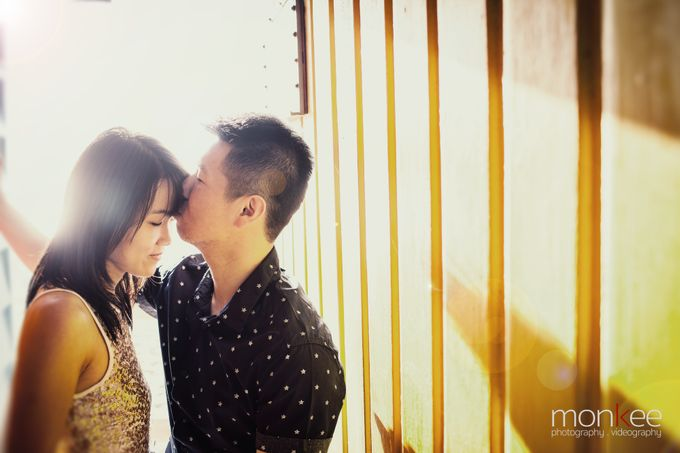 Prewedding by Monkee by Monkee - 004