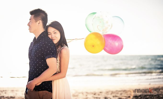 Prewedding by Monkee by Monkee - 005