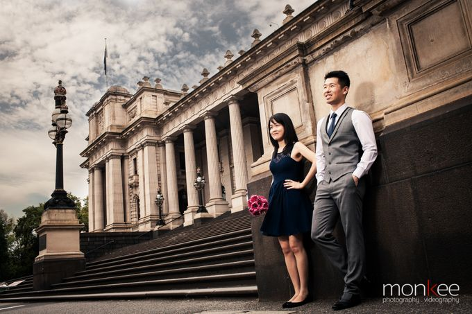 Prewedding by Monkee by Monkee - 001